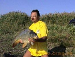 Cupa Mondiala de Pescuit la Crap 2004 - Primul trofeu obtinut de o echipa romaneasca