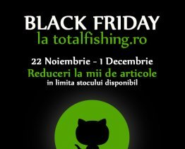 Black Friday la TotalFishing