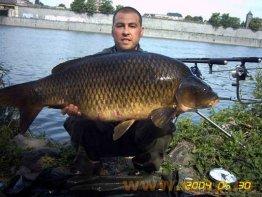 Pescuitul crapului la rau - partea a II-a